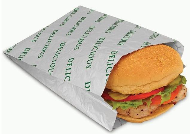 Túi giấy đựng bánh mỳ